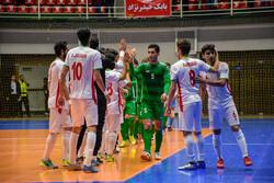 اسامی کشورهای شرکت کننده در تورنمنت فوتسال ایران مشخص شد