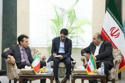 Iran, Italy discuss coop. in urban development