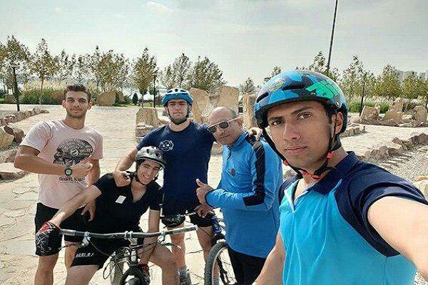 تیم ملی دوچرخه سواری تریال ایران فردا راهی جاکارتا می شود
