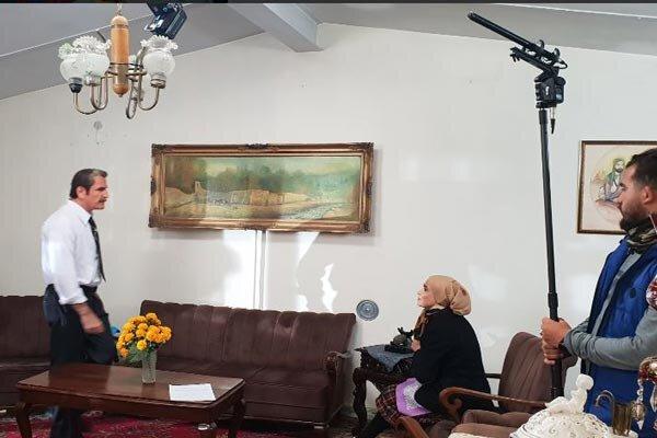 فیلمبرداری قسمت هایی از سریال «نفوذ» در قزوین کلید خورد