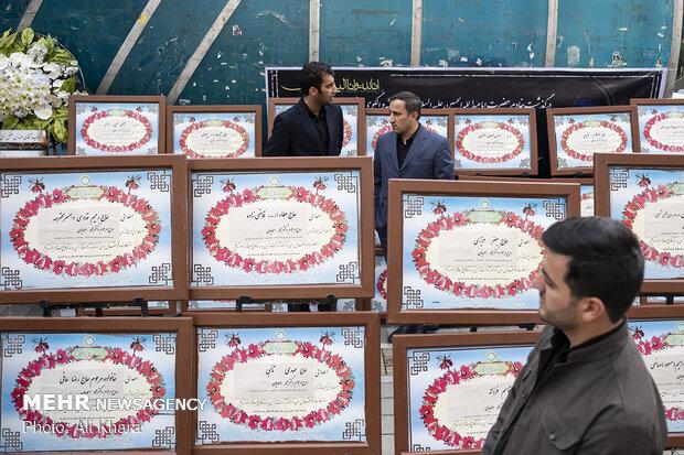 مراسم ختم مرحوم محمد احمدیان
