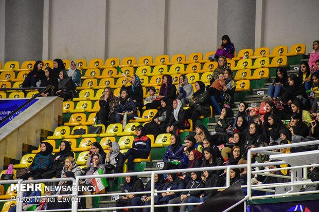Iran, Turkmenistan futsal match