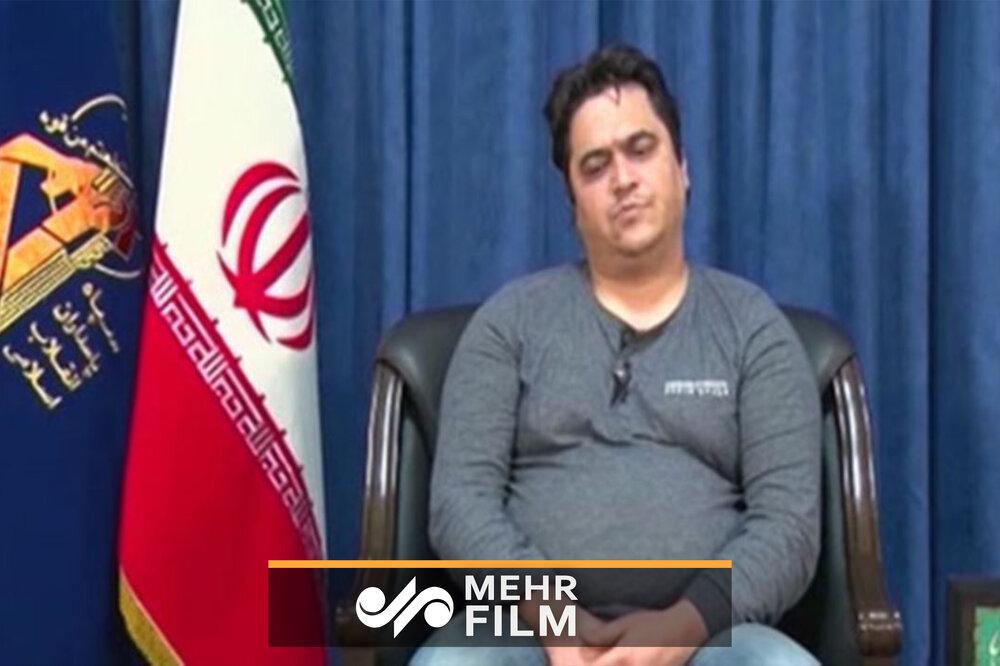 """توضیحاتی درباره فعالیتهای """"روحالله زم"""" با شبکههای معاند"""