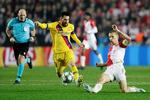 Barcelona, Kral Kupası'nda elendi
