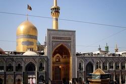 اعزام کاروان زائران پیاده امام رضا(ع) از زاهدان به مشهد مقدس