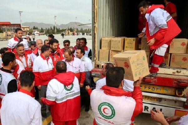 آمادگی هلال احمر برای جمعآوری کمکهای بشردوستانه به کردهای سوریه