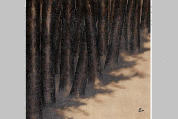 هنر خاورمیانه بونامز زیر چکش/ «درختان» سهراب از گرانترینها شد