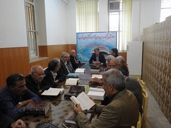 انجمن ادبی «از دریا به دریا» تشکیل شد