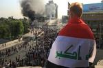 بغداد میں حکومت کے خلاف تازہ مظاہروں میں 2 افراد ہلاک