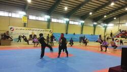 مسابقات کشوری کونگ فو در قروه آغاز شد/ورزشی به نام ایران