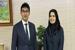 VP meets with Japanese Justice min. for bilateral talks