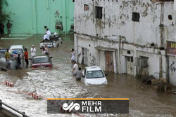 VIDEO: Deadly flood hits Egypt