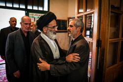 مرحوم حجۃ الاسلام مصطفی آژینی کی یاد میں مجلس ترحیم