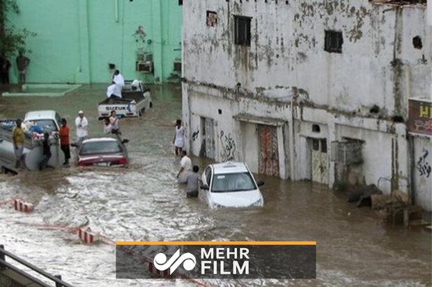 ۲۰ کشته بر اثر جاری شدن سیل در مصر