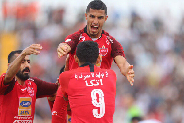 IPL: Persepolis defeat Zob Ahan in Isfahan after nine years