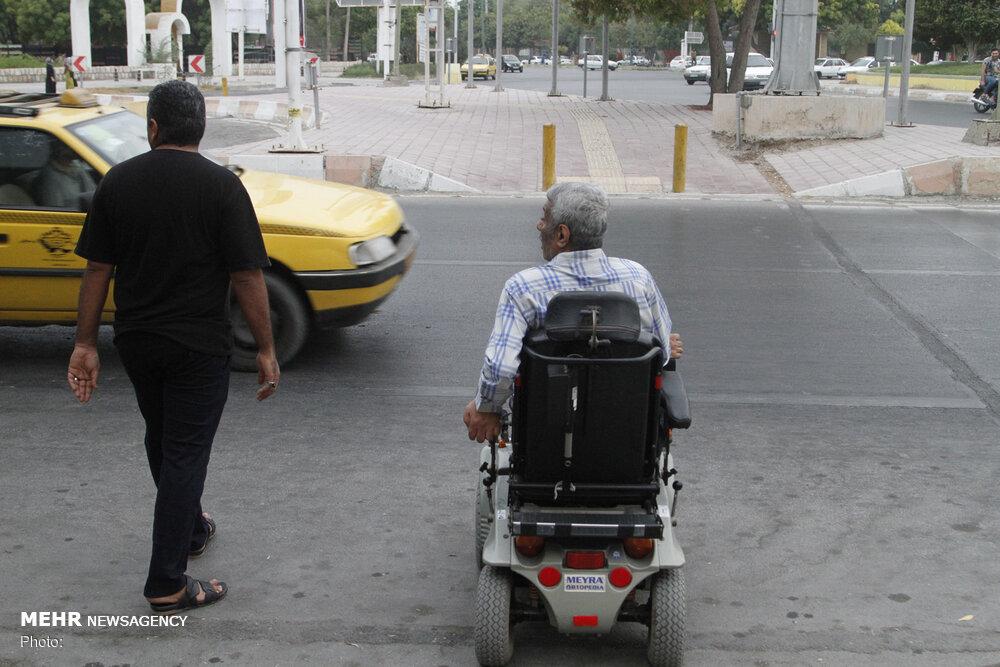 بهره برداری از ٦ پروژه مناسب سازی فضاهای شهری در جنوب تهران