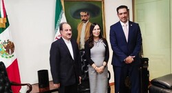 Iran-Mexico cooperation on upward trajectory: envoy