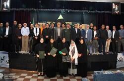 برترینهای شب شعر استانی «از عرشیان نینوا» در بوشهر معرفی شدند