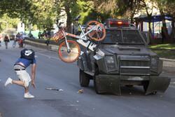 تظاهرات ضد دولتی در شیلی