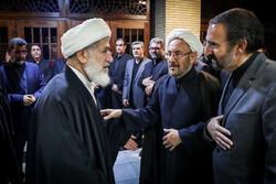 روس میں ایرانی سفیر کی بیٹی کی یاد میں مجلس ترحیم