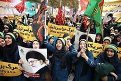 مسیرهای راهپیمایی ۱۳ آبان در استان تهران اعلام شد