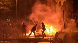 unrest in Lebanon