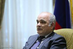 Russian Ambassador to Iran Levan Dzhagaryan