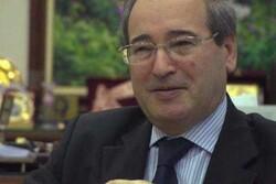 فیصل مقداد: اسرائیل ذینفع اصلی بحرانها در خاورمیانه است
