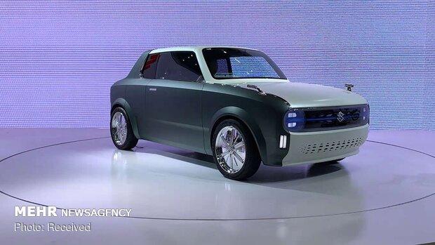نمایشگاه خودروی توکیو