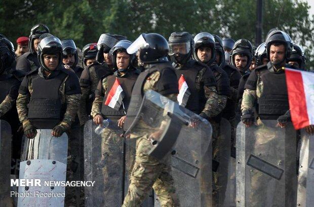 ادامه درگیری ها در عراق