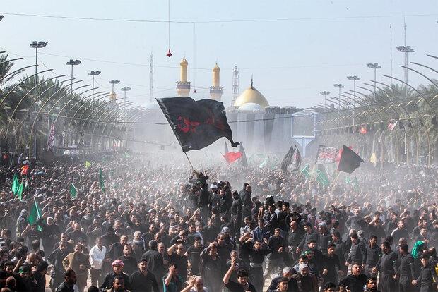 اطعام ۳ میلیون و اسکان ۵۰۰ هزار زائر توسط موکبهای قزوین در اربعین