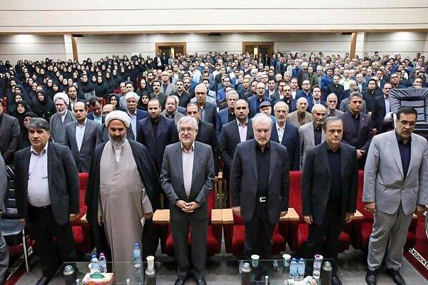 مراسم معارفه سرپرست جدید دانشگاه علوم پزشکی مشهد برگزار شد