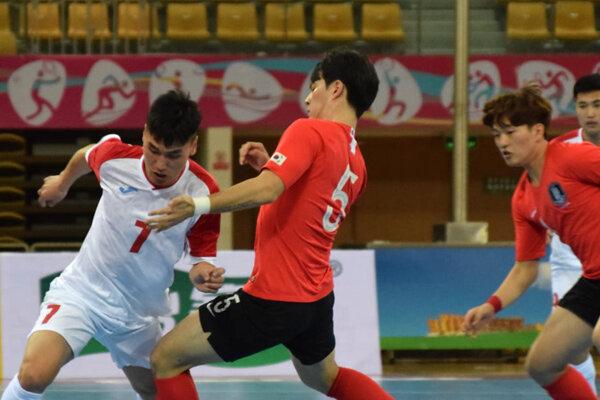 کره جنوبی هم به جام ملتهای فوتسال آسیا صعود کرد