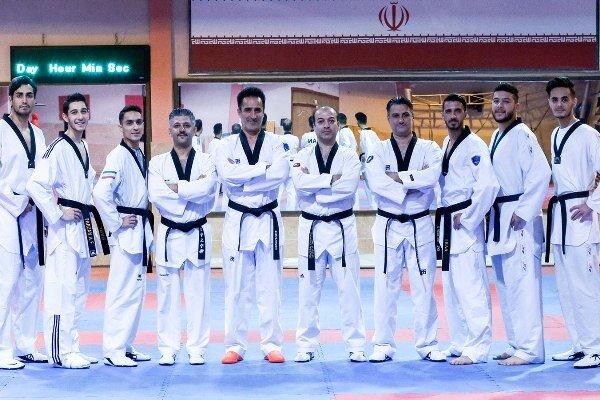 ملی پوش تکواندو حریفان خود را در رقابتهای صربستان شناختند