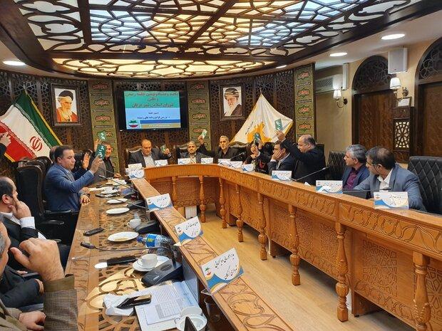 بودجه تیم بسکتبال شهرداری گرگان افزایش یافت/ تشکیل کمیته راهبردی