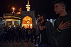 مراسم العزاء بذكرى وفاة الرسول الاعظم (ص) والامام حسن المجتبى(ع) / صور