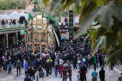 İran'da Peygamber Efendimiz (sav) için matem töreni