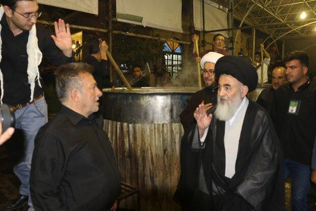 آش نذری ٢٨ صفر موجب افتخار فارس در جهان است