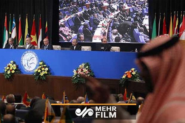 گزارشی از پایان اجلاس کشورهای عضو جنبش غیرمتعهدها