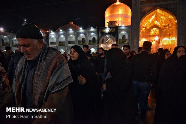 مراسم العزاء بذكرى وفاة الرسول الاعظم (ص) والامام حسن المجتبى(ع)