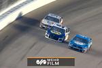 ناسکار مقابلوں کے ضمن میں دو ڈرائیوروں کے درمیان لڑائی