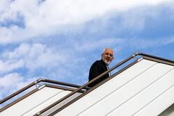 ظریف ژنو را به مقصد تهران ترک کرد