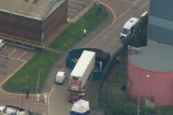 لندن: همه ۳۹ سرنشین کامیون مرگ، ویتنامی هستند