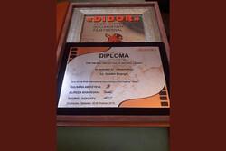 'Waterfolks' wins at Didor Filmfest. in Tajikistan