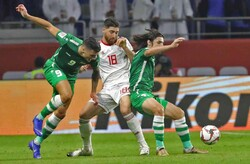 Iran Iraq match