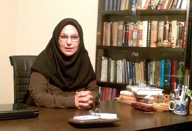 نویسنده محبوب کودکان کشور با کودکان روستای گردکوه دیدار کرد