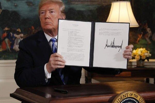 ترامپ: آمریکا و چین زودتر از موعد توافق تجاری را امضاء میکنند