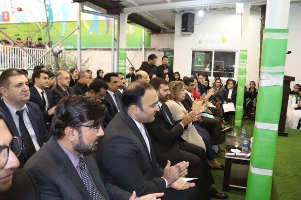 Pakistan Embassy, School, College, in Tehran observes Kashmir Black Day