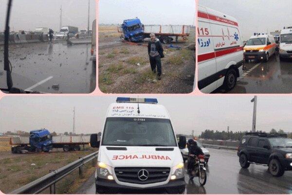 محورهای پرتصادف گیلان/ ۲۴۸ نفر امسال در جادههای استان جان باختند