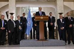 نمایندگان مورد حمایت دولت سوریه وارد ژنو شدند